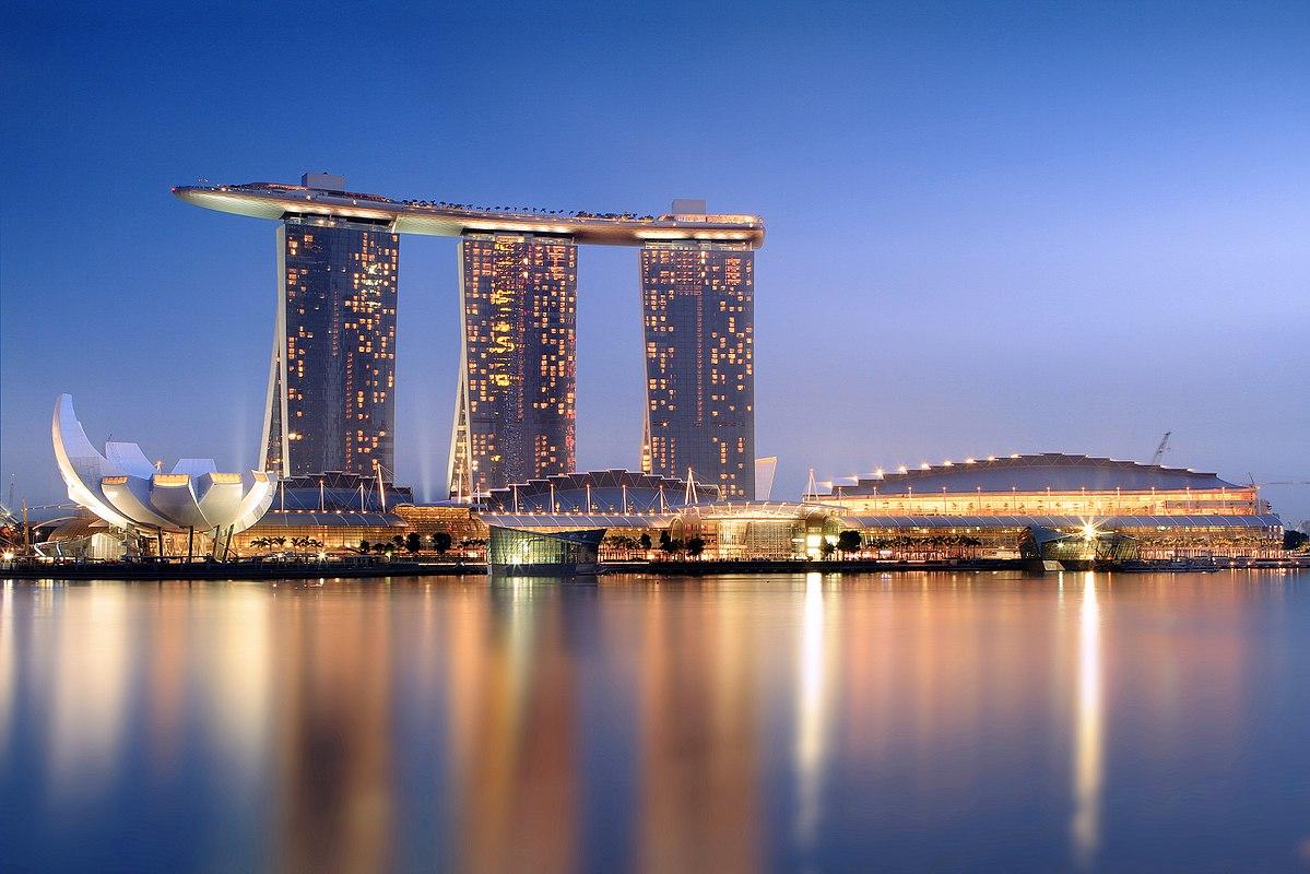 Самая большая достопримечательность Сингапура