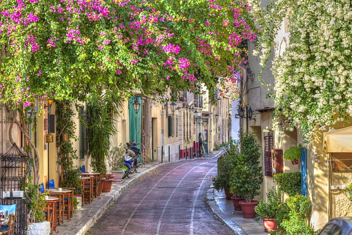10 способов сэкономить при посещении Афин и Греции