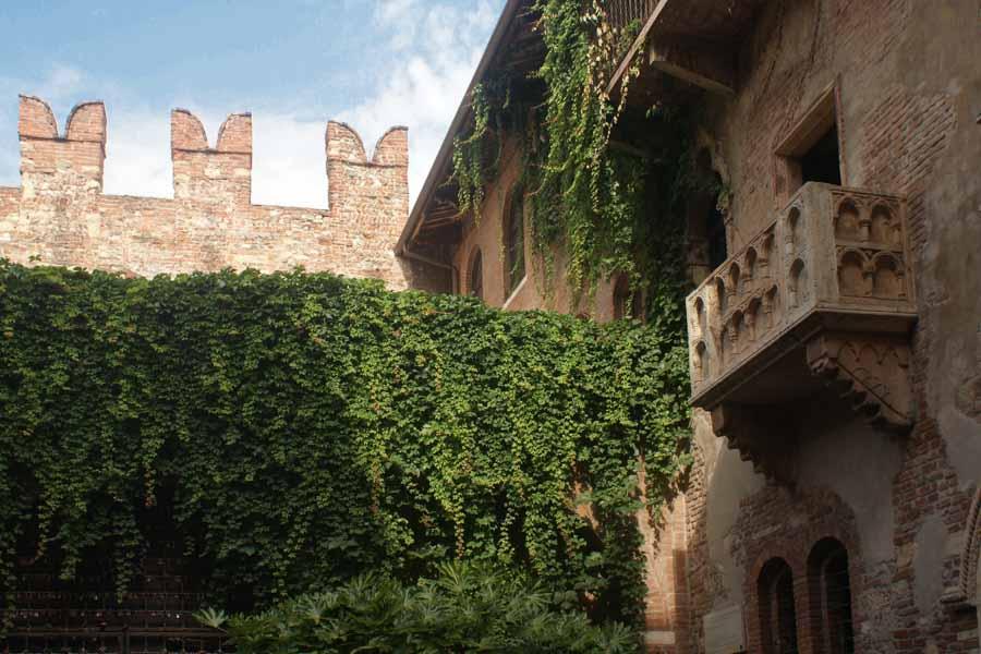 Италия и Дания: по следам Ромео, Джульетты и Гамлета