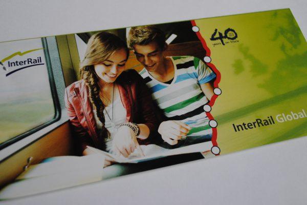 Cетевой билет INTERRAIL GLOBAL PASS