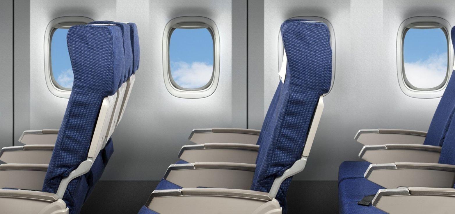 Лучшее место в самолете - у окна