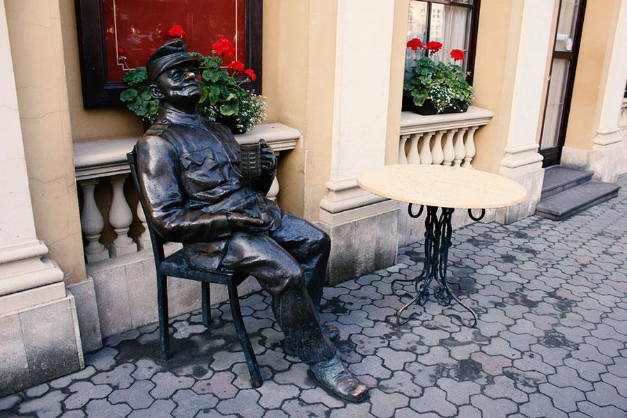 Чехия и Польша: по следам Швейка