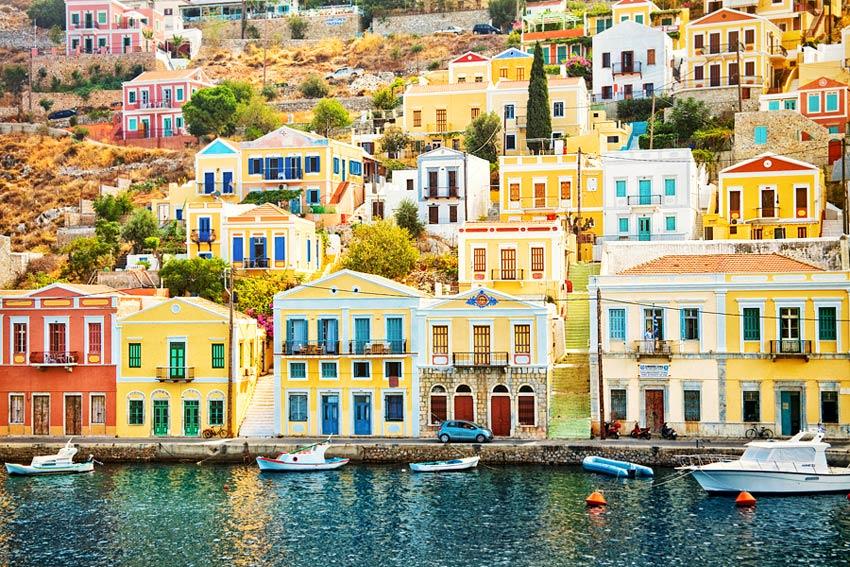 Это жемчужины греческих архипелагов. 5 островов, которые стоит запомнить