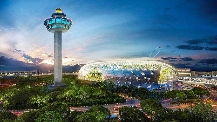 Рейтинг лучших аэропортов мира 2019 Сингапур
