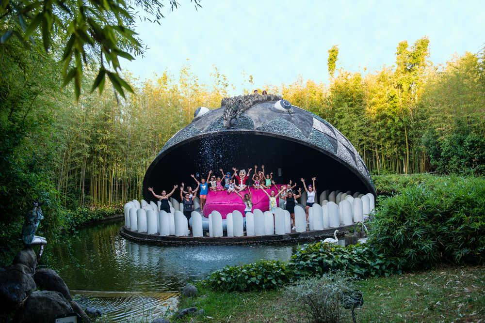 Сказочный парк Пиноккио в Тоскане