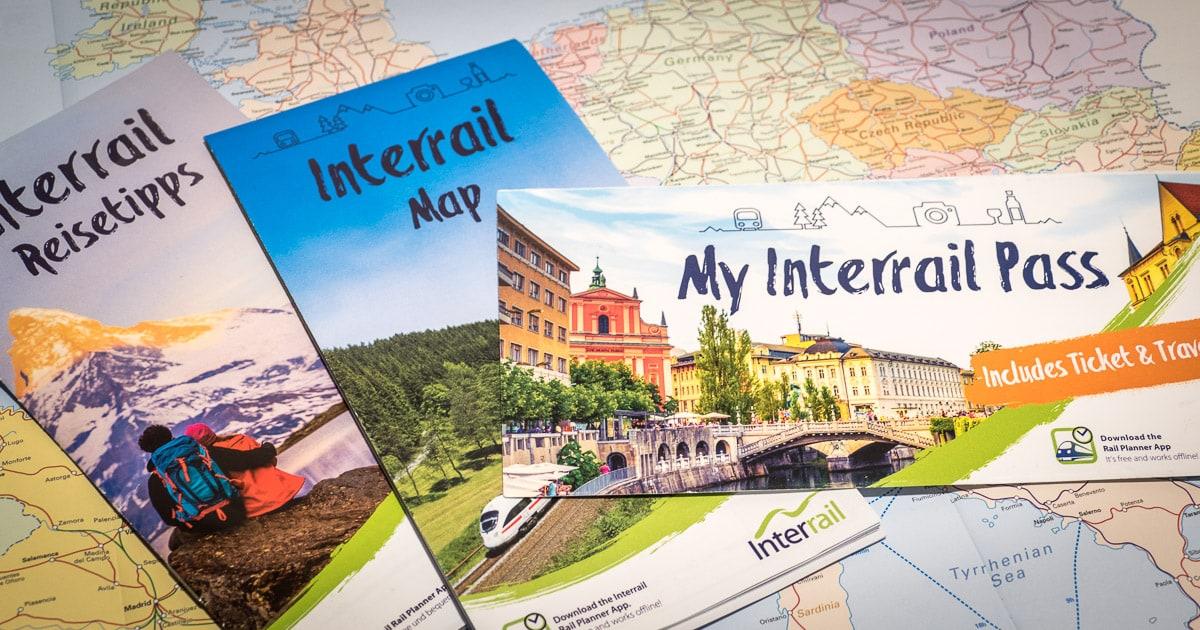 Билет Interrail