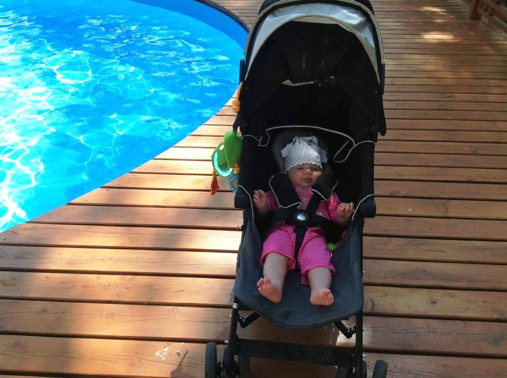 Каникулы с младенцем за границей - какую страну выбрать