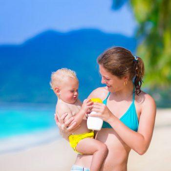 Каникулы с младенцем - о чем стоит помнить, выезжая за границу?