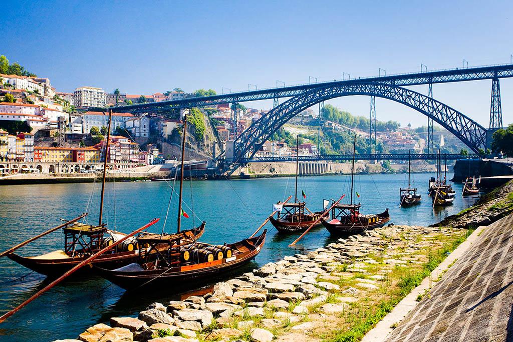 Городской отдых в Порту.