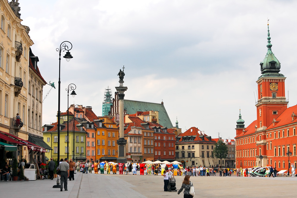 стоит посетить во время первого путешествия в Варшаву