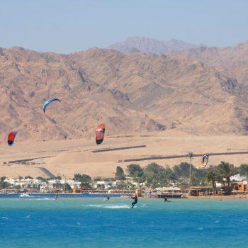 Дахаб - золотой город на севере Синайского полуострова