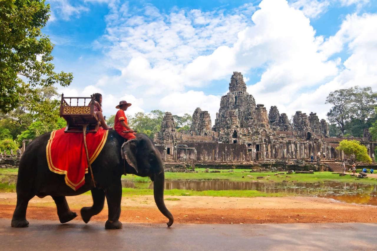 Роуминг в Камбодже