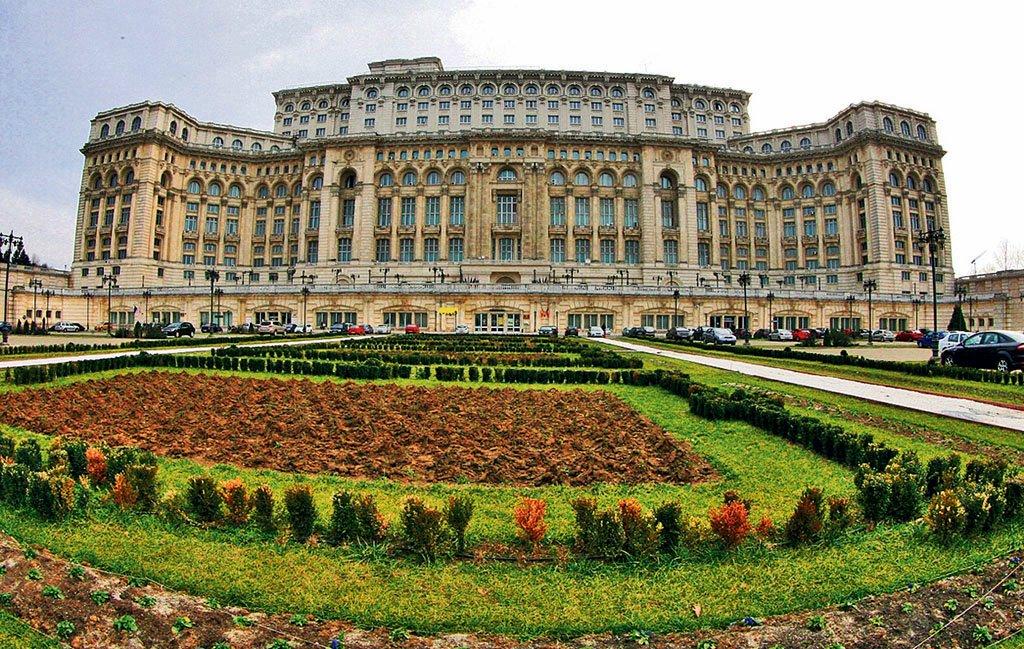 Дворец парламента (румынский: Palatul Parlamentului)