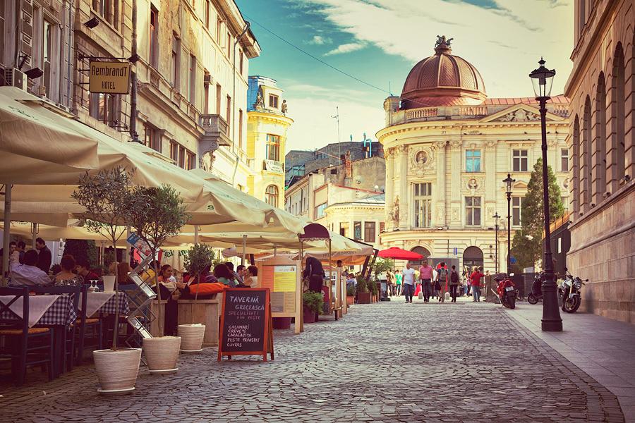 10 достопримечательностей в Бухаресте