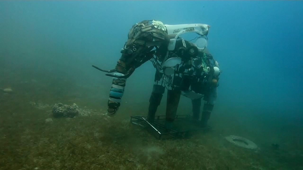 Дахаб Подводный музей
