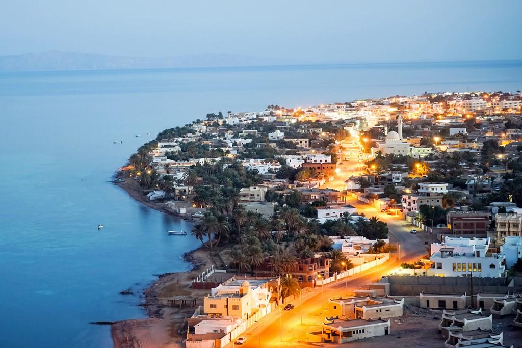 Дахаб - золотой город на севере