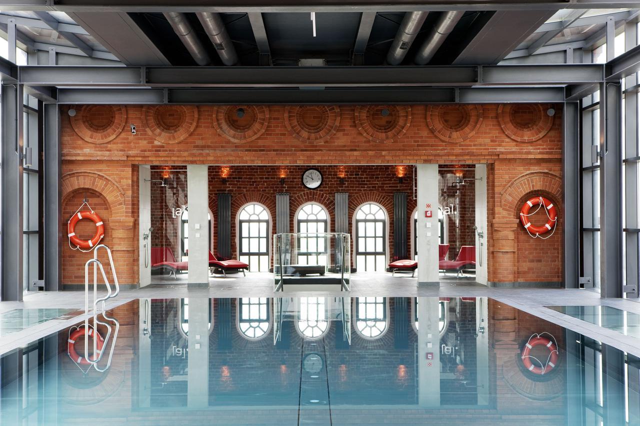 отель Vienna House Andel's Lodz