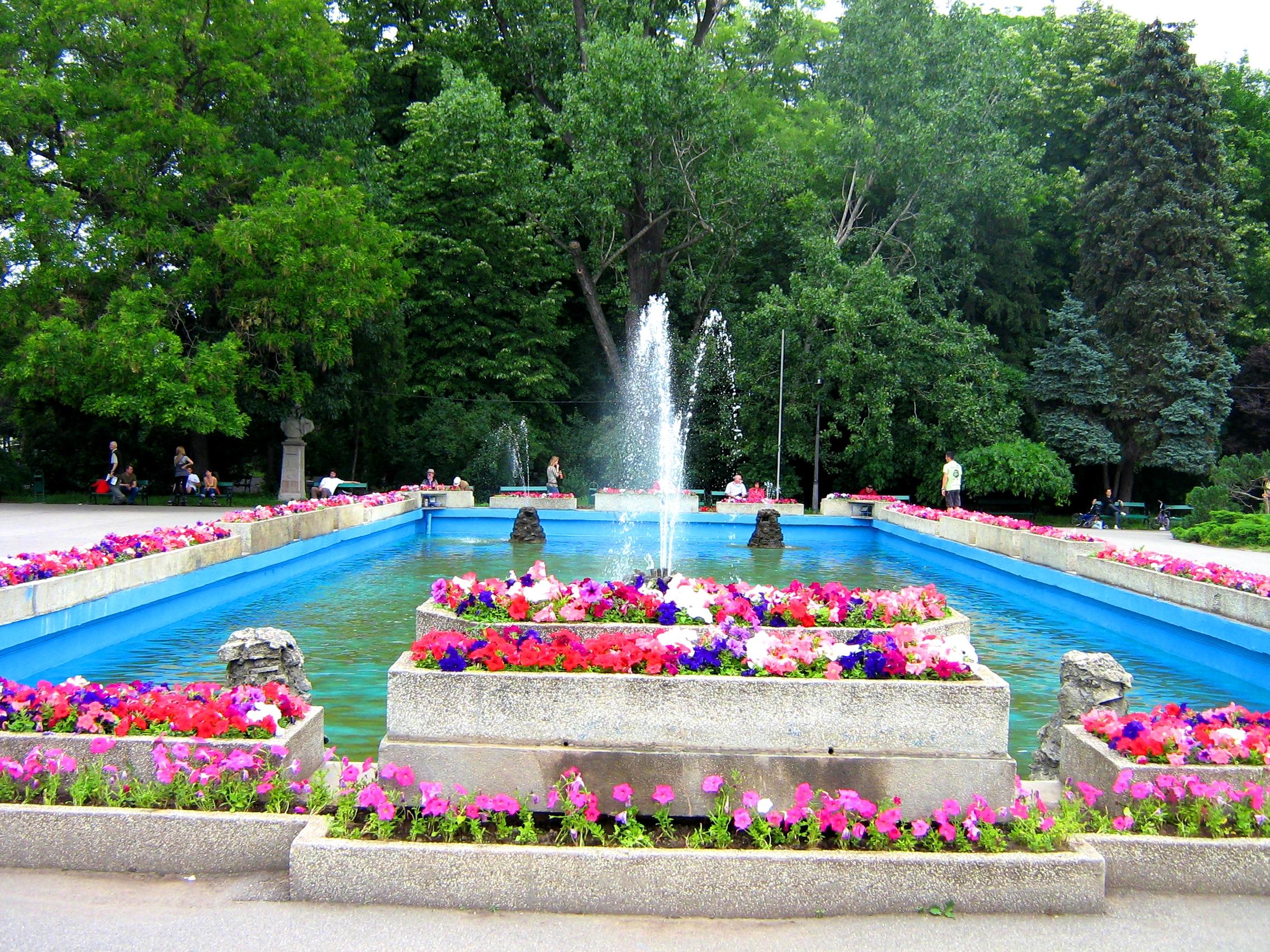парк Хэрастрау