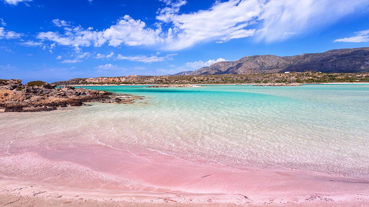 Остров Элафониси, Греция