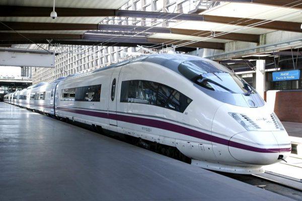Категории поездов в Европе