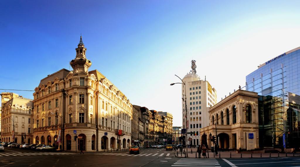 улица Calea Victoriei в Бухаресте