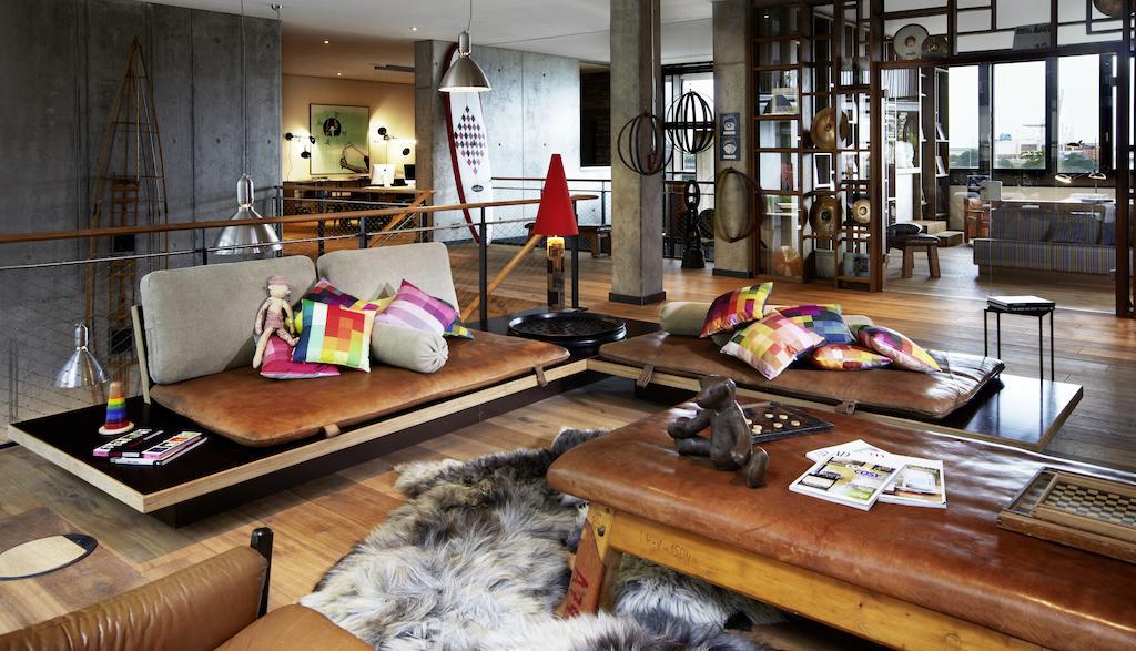 10 необычных отелей Германии 25hours Hotel HafenCity