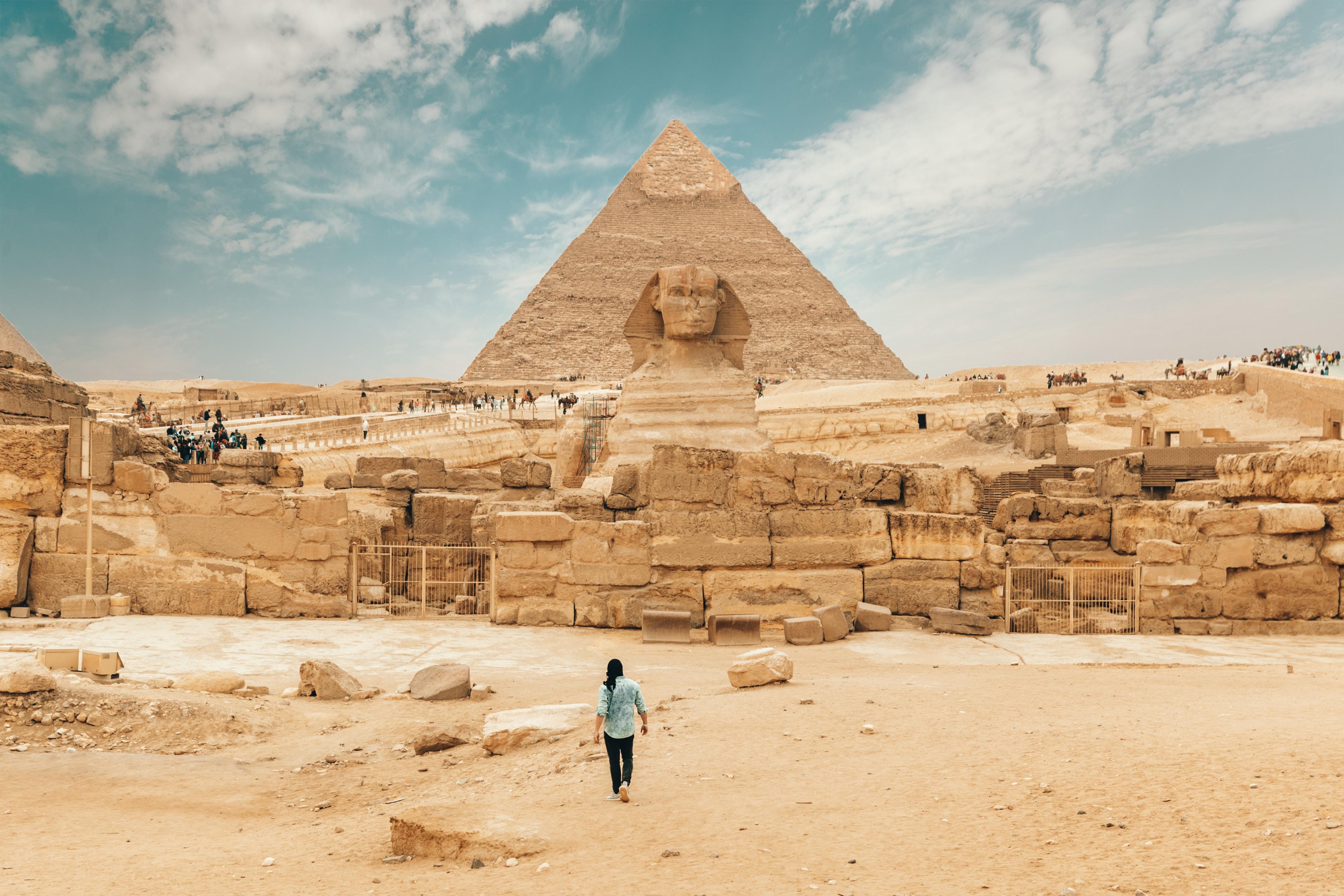 Главные правила самостоятельных путешествий по Египту