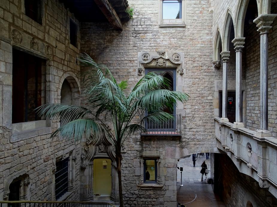 Музей_Пикассо_в_Барселоне