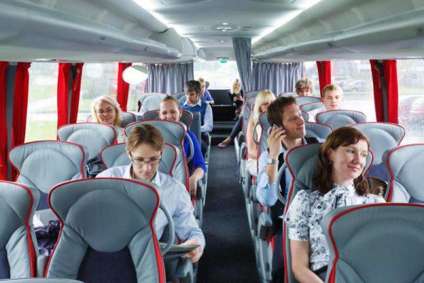 Что взять с собой в поездку на автобусе?