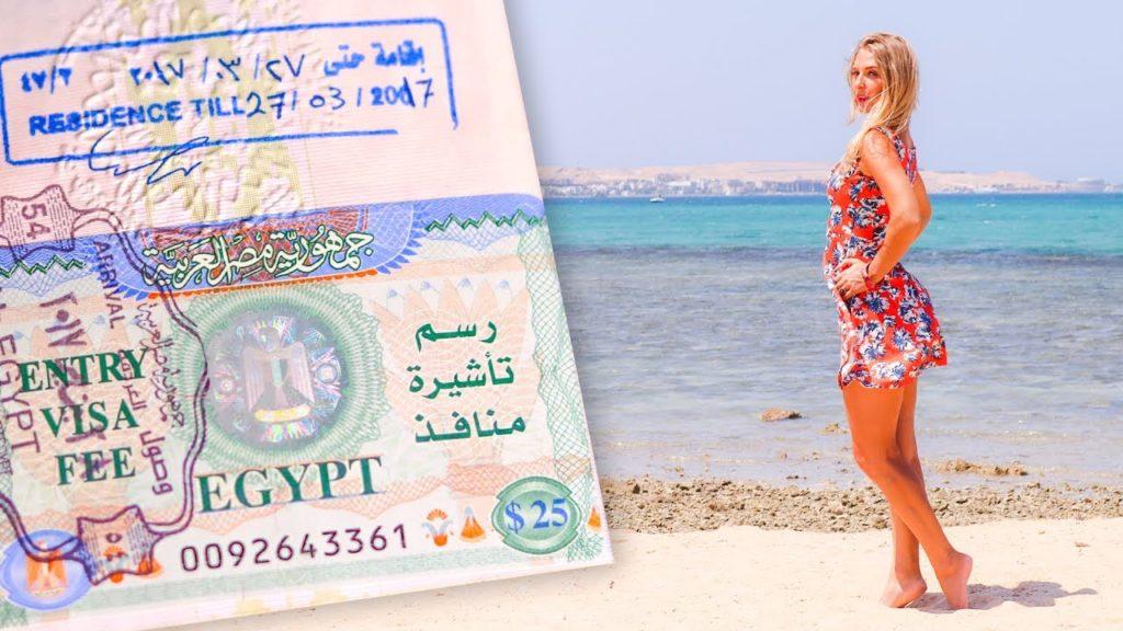 Виза Египет