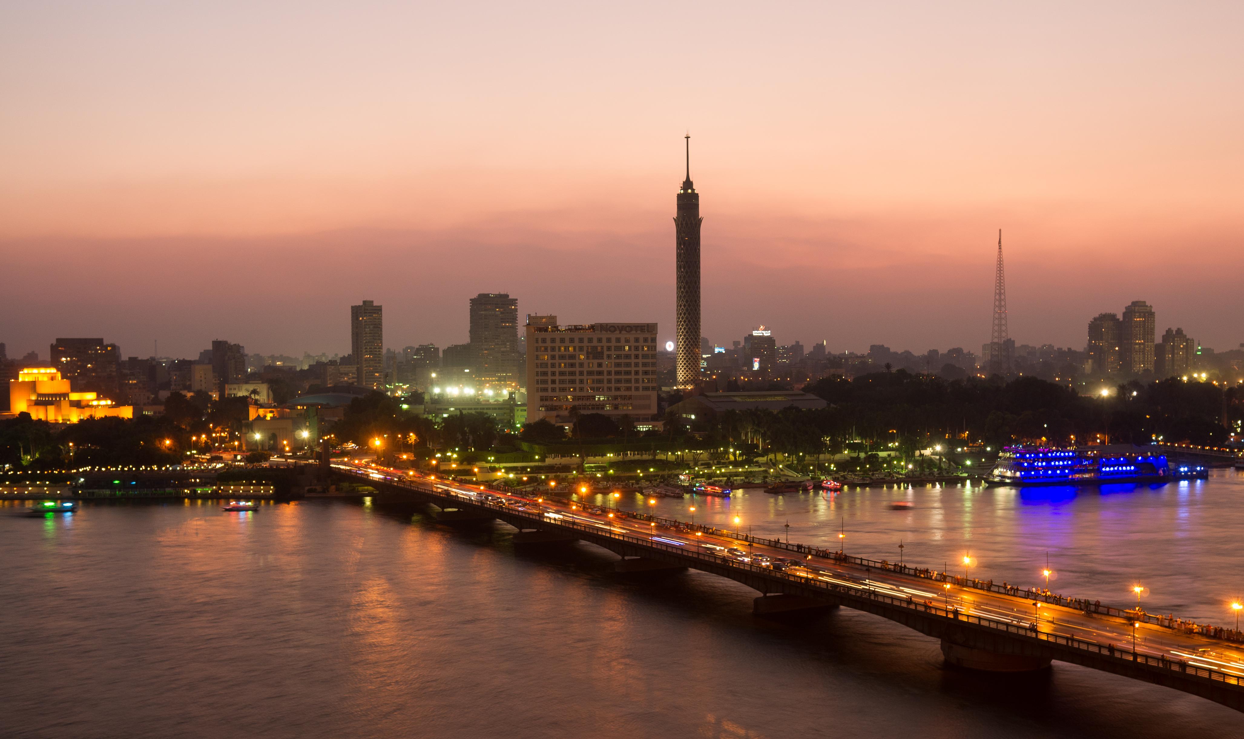 Куда пойти в Каире 1