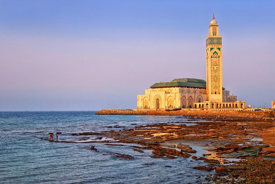 Роуминг в Марокко