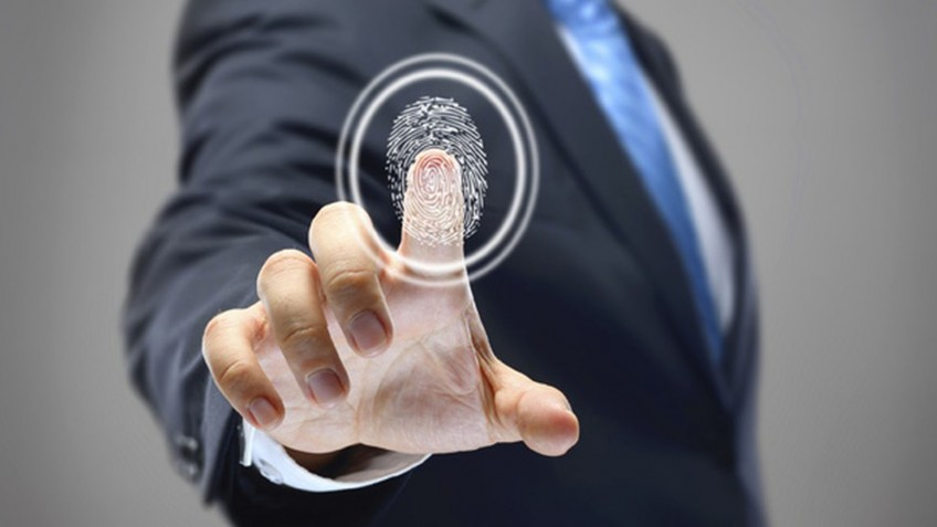 1. Проверка личности - отпечатки пальцев