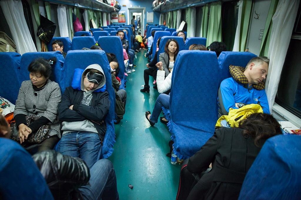 Безопасность во время путешествий на поезде 1