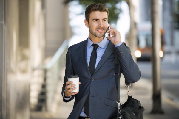 Как путешествуют бизнесмены