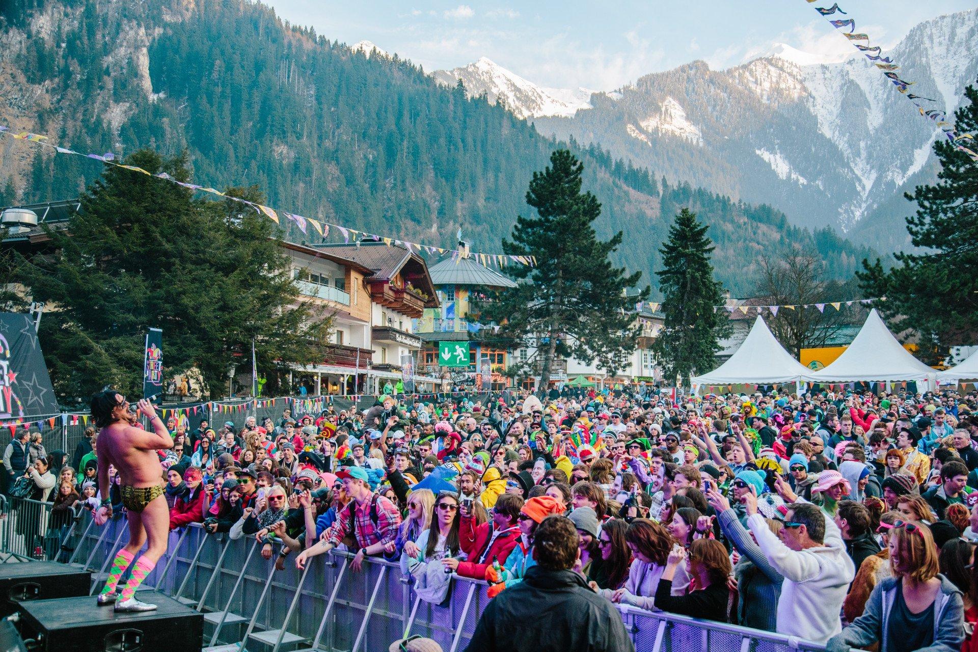 фестиваль Snowbombing