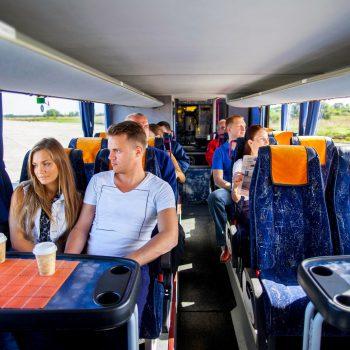 Поездка на автобусе. Что нужно для комфорта?