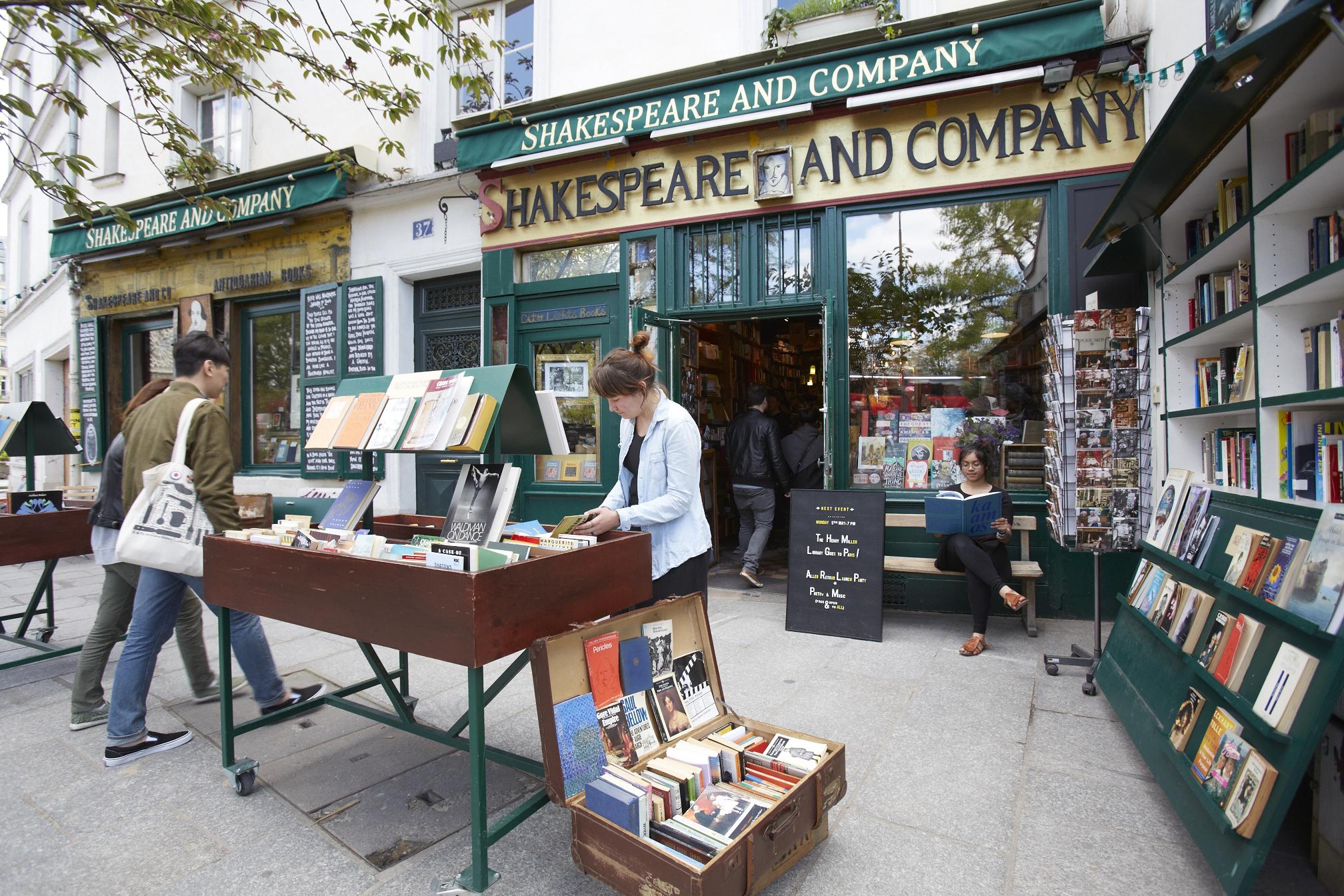 Книжный магазин Шекспира