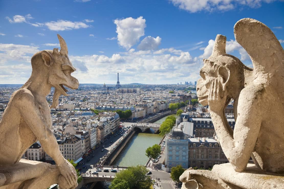 5 мест в Париже, которые стоит посетить