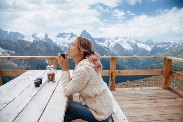 Преимущества путешествий в одиночку