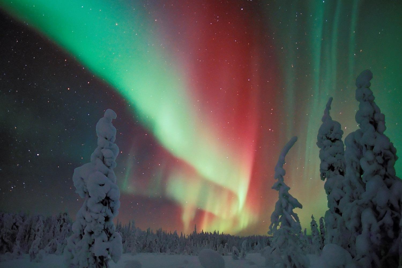 Где рождается северное сияние 1