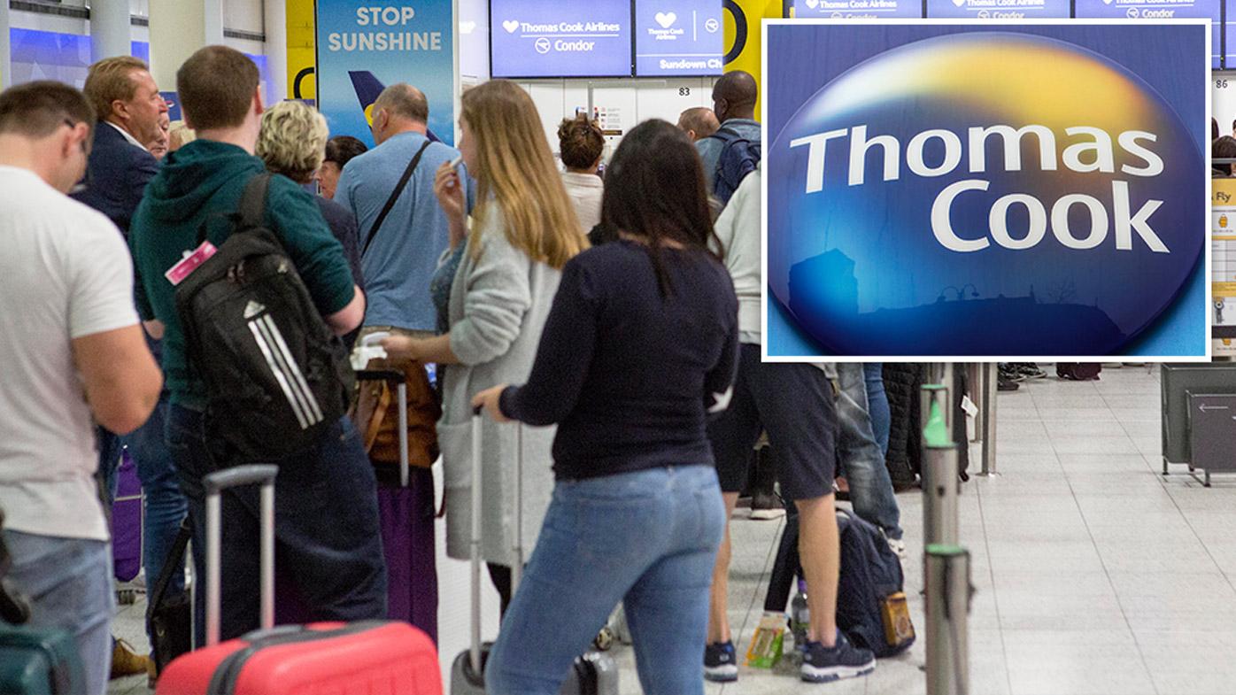 Банкротство старейшего туристического агентства в мире Томас Кук 1