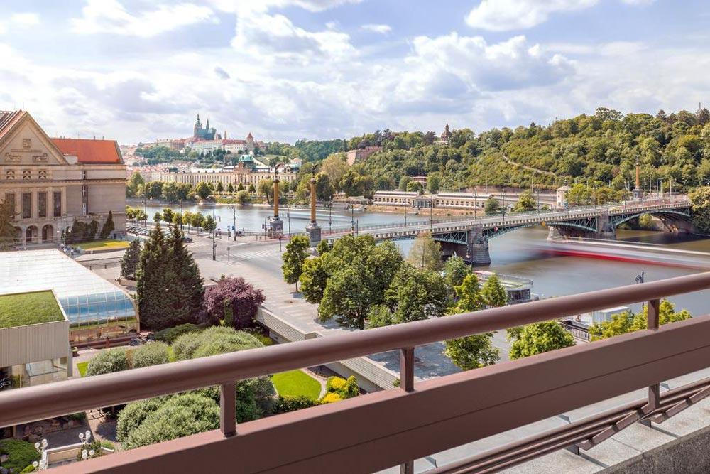 выбрать лучший отель в Праге
