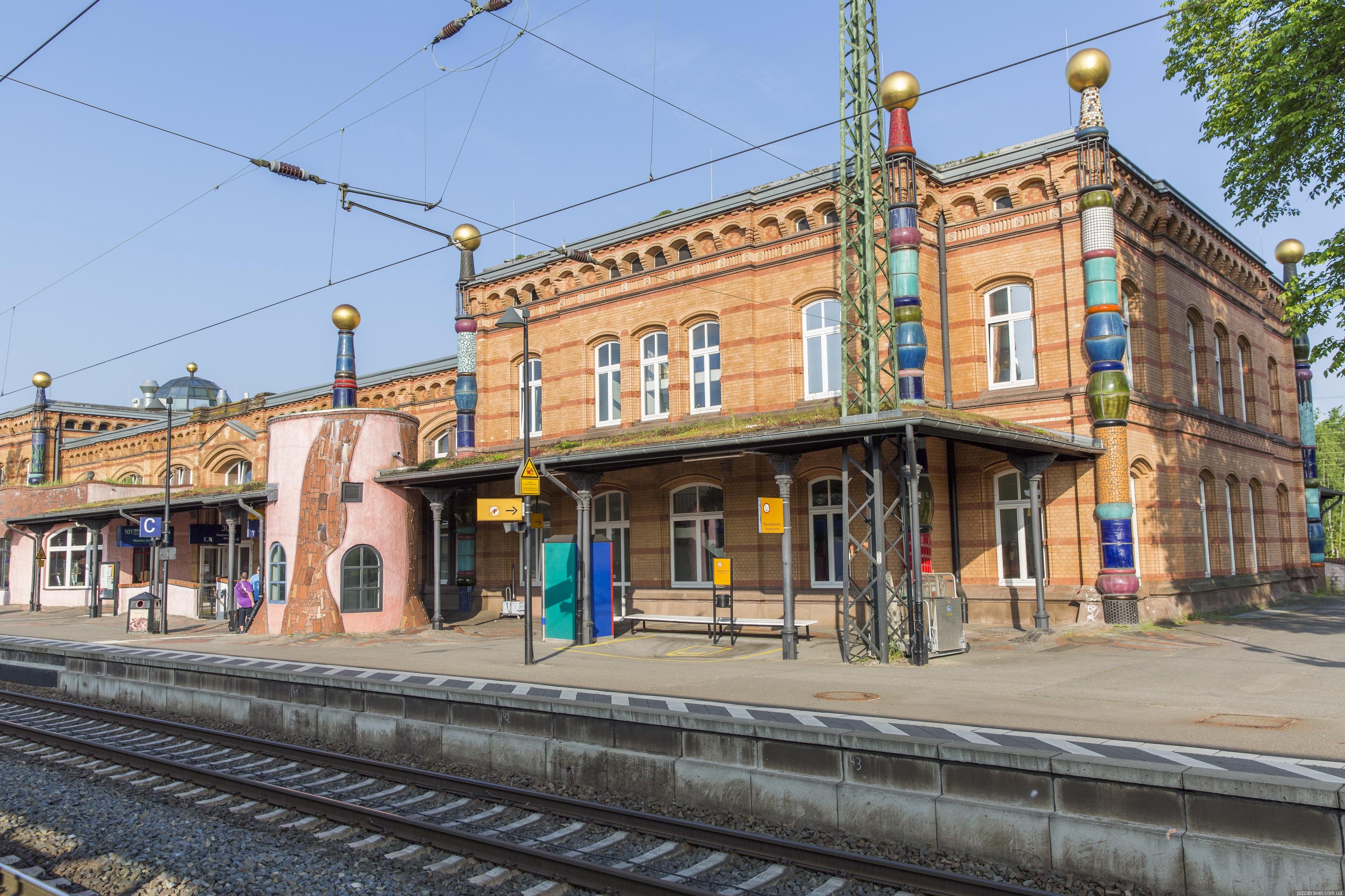 вокзалы в Европе