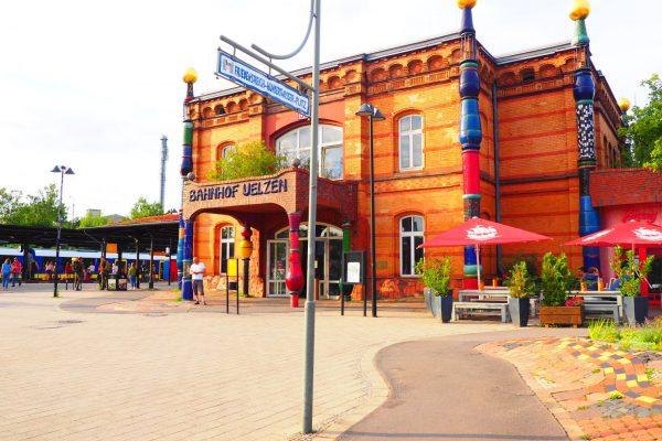 Железнодорожные вокзалы в Европе