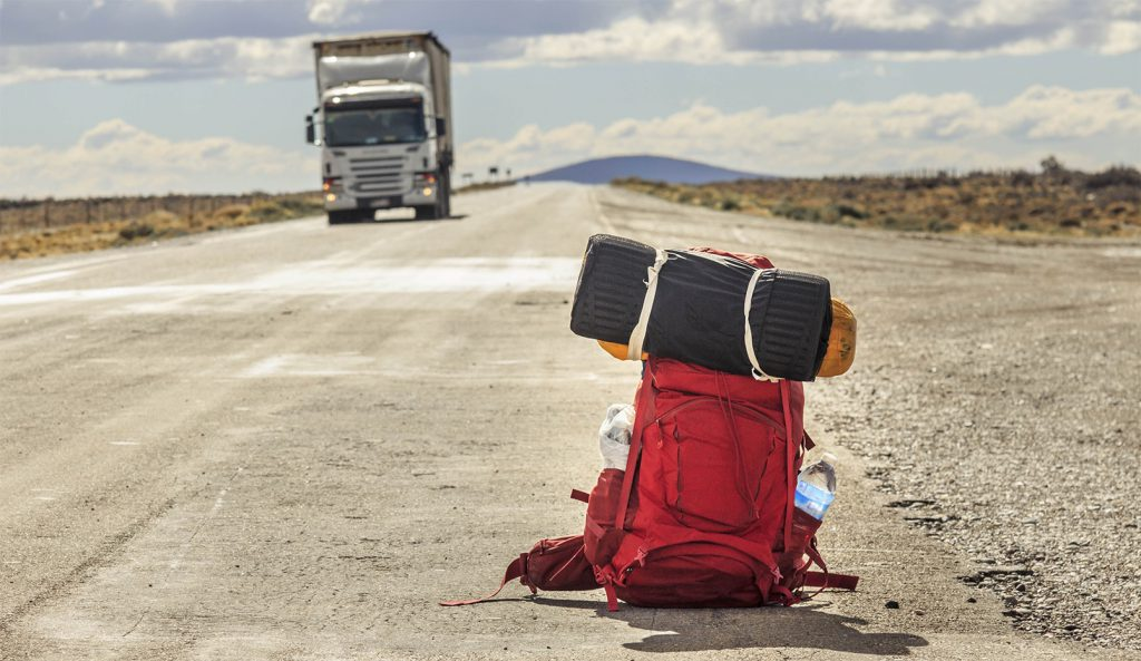 Как подготовится к первому путешествию автостопом