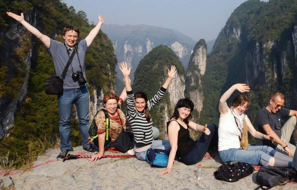 Преимущества путешествий в группе