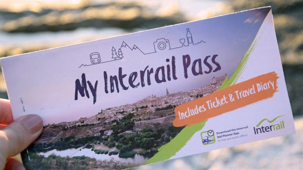 c билетом Interrail