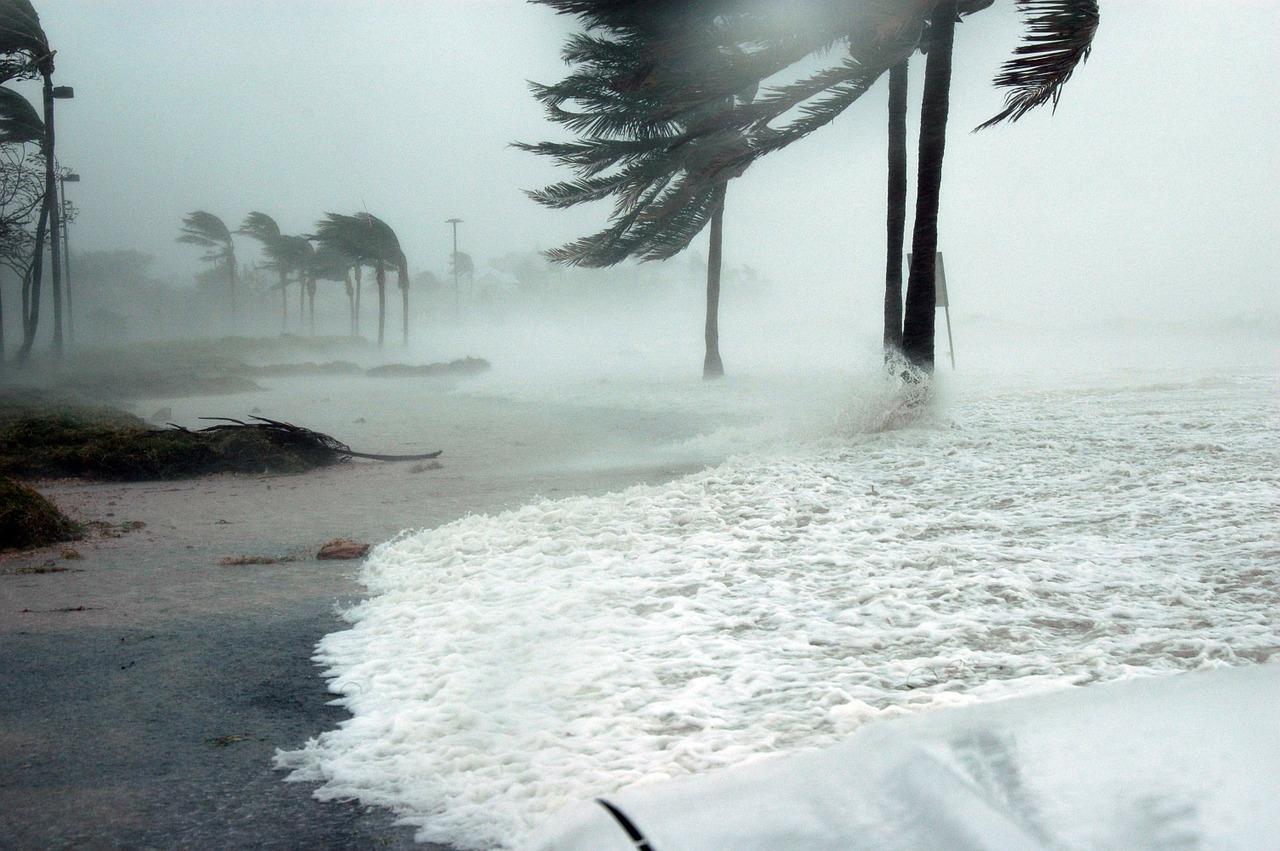 Каких стран следует избегать в октябре из-за плохих погодных условий?